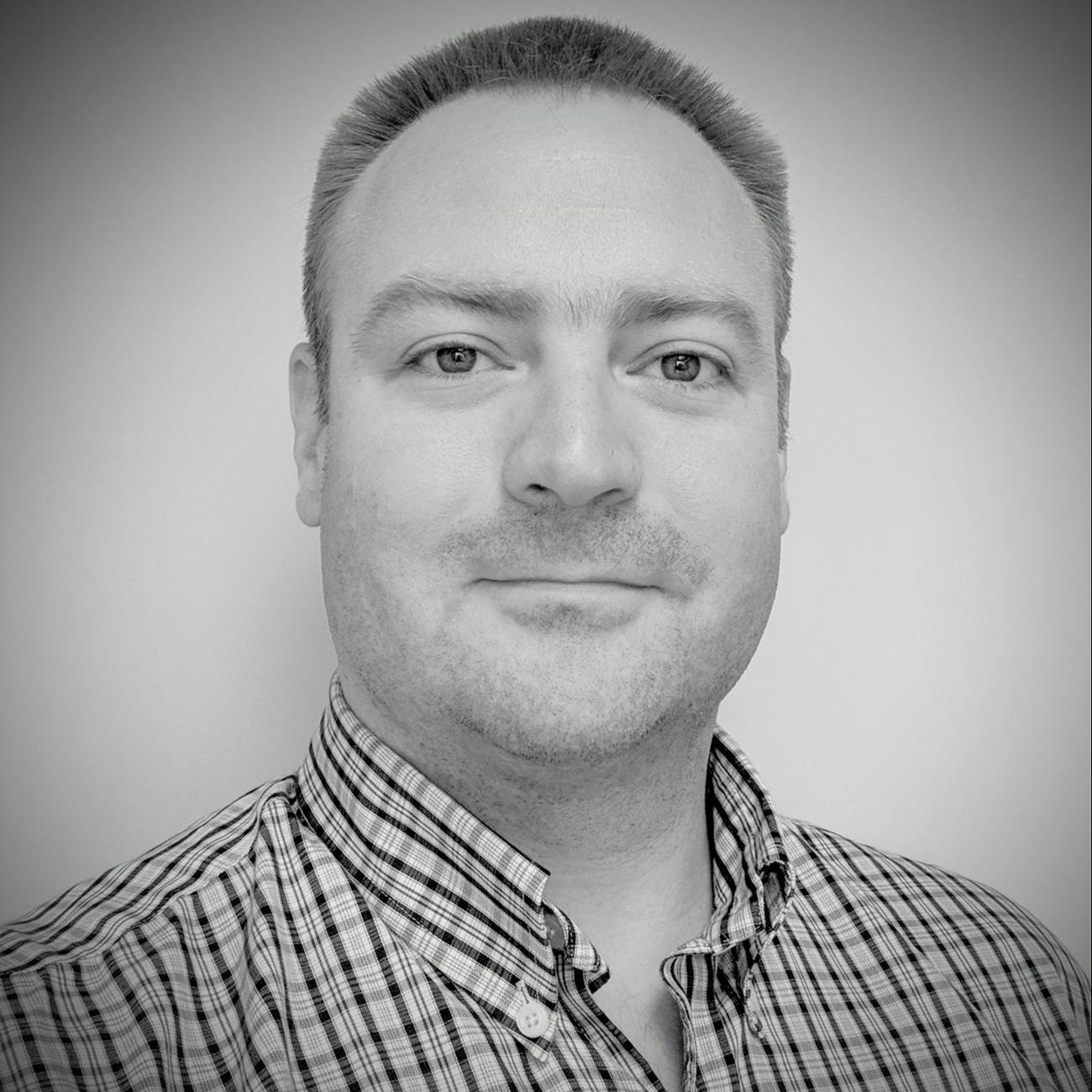 Support & QA Manager Adam Densmore