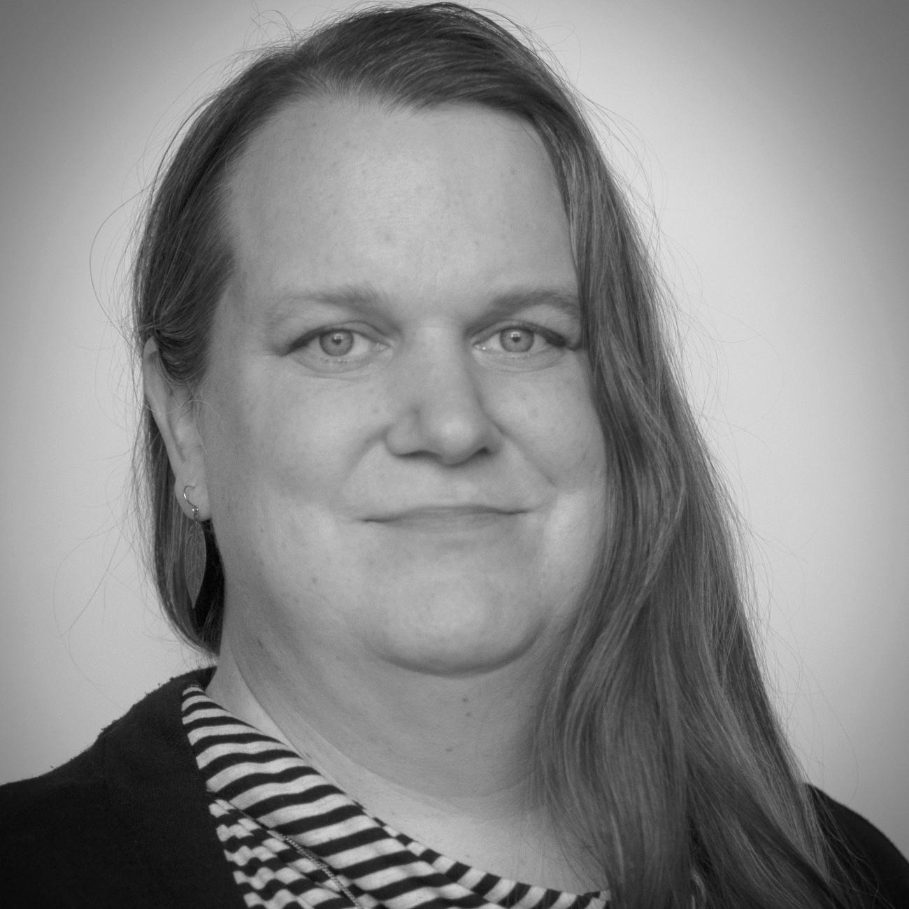 Development Manager Christine Salter